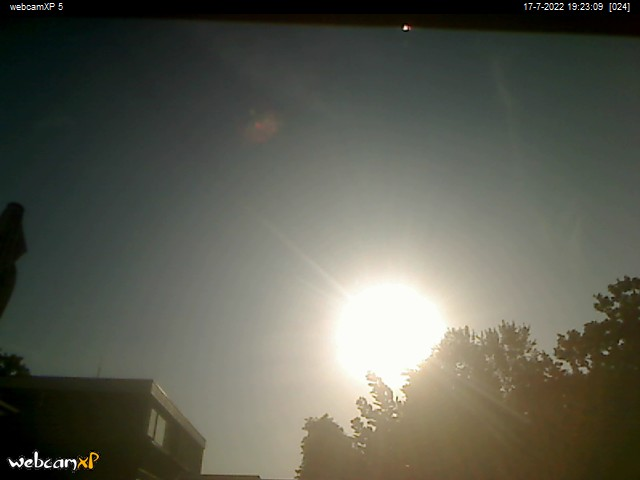 Webcam Weerstation Hoogland